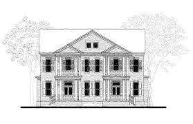 3 bed 2 bath house plans griffin park duplex lot 21 house plan 06732 21 design from