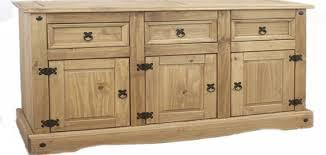corona 3 door pine sideboard sideboardchic com