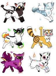 Halloween Monster by Halloween Monster Cat Adoptables Open 1 Left By Spunkyadopts
