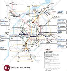 Atlanta Beltline Trail Map by The City Thinker Greenspace Atlanta Beltline Tour