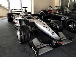 f1 cars for sale you can buy a 2003 mclaren formula one car on ebay