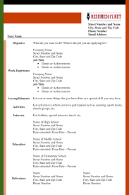 updated resume examples new updated resumes resume latest format