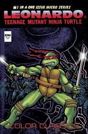 results u201cteenage mutant ninja turtles u201d u2013 18 u2013 idw