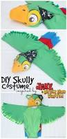 Halloween Costumes Parrots Diy Skully Parrot Costume Cute Perfect Jake