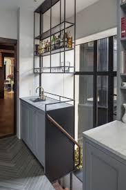 glass shelves for kitchen cabinets best 25 contemporary kitchen shelves ideas on pinterest modern