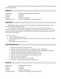 qa engineer 3 years 4 months exp resume