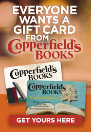 gift card book copperfield s gift card copperfield s books inc