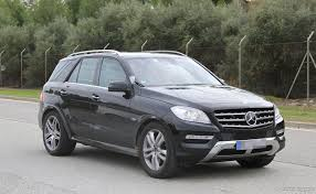 benz jeep 2015 mercedes benz mlc class suv will be launched at 2014 beijing auto