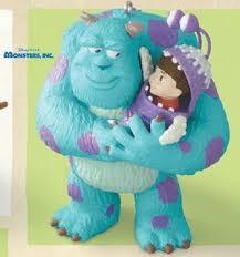 2012 disney pixar monsters inc hallmark ornament hallmark