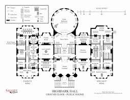 mansion floor plan luxury house floor plans for designs mesirci