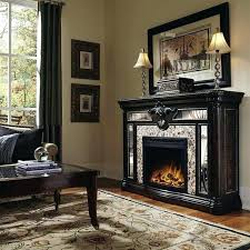 Electric Fireplace With Mantel Electric Fireplace Mantle Electric Fireplace Mantel Package