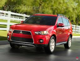 mitsubishi outlander 2012 misc documents brochure pdf