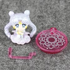 5pcs lot sailor moon princess serenity limited color edition pvc