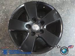 20 stock dodge ram rims one 09 12 dodge ram 1500 factory 20 wheel oem 2363 black