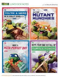 508 teenage mutant ninja turtles printables images