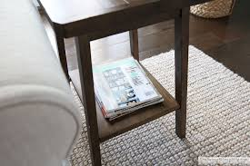 Pottery Barn Magazine Subscription Pottery Barn Small Space Collection Decor Updates The Sunny