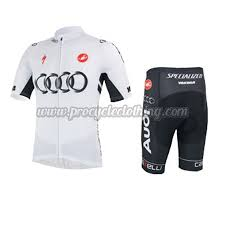audi cycling jersey 2013 team audi pro biking clothing summer winter cycle jersey and