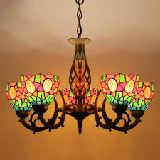 Types Of Chandeliers Styles Antique Chandeliers 5 Light Brown Wrought Iron