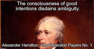 Hamilton Memes - alexander hamilton memes imgflip