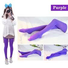 light purple leggings women s velvet tights light purple navy gray coffee red wine white 120d 1