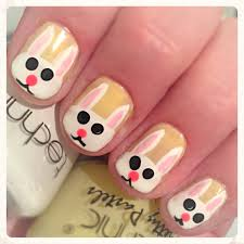 easter nail art beginnersnailart u0027s blog