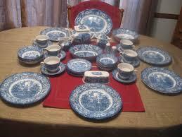 liberty blue set for sale antiques classifieds