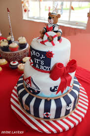 ahoy it u0027s a boy baby shower cake cakes pinterest boy baby