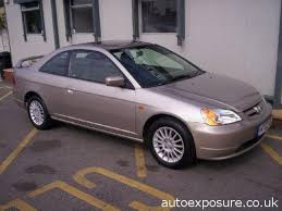 honda civic es 1 7 view of honda civic 1 7 coupe photos features and tuning