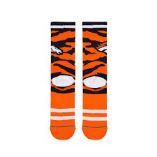 Bronco Flag Broncos Camo Mens Nfl Socks Stance