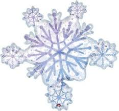 Snowflake Balloons Buy Red U0026amp White Snowflake Mylar Balloon Christmas Party