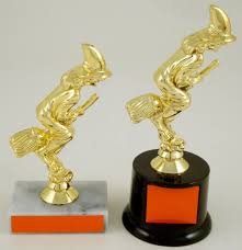 halloween plaques find halloween trophies and awards medals and plaques from