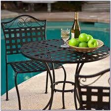 Iron Patio Chairs by Wrought Iron Patio Furniture Leg Caps Patios Home Decorating