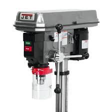 jet j 2530 15 inch 3 4 horspower 115 volt bench model drill press