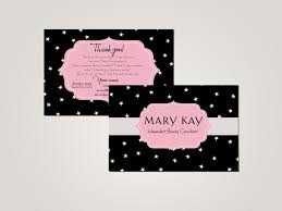thank you card printed stars mary pinterest direct