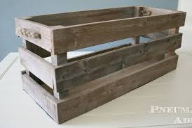 pneumatic addict how to build a wood crate