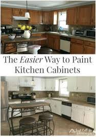 easiest way to paint cabinets how to paint kitchen cabinets without sanding or priming step by