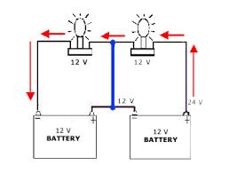 headlight wiring 12 volt lights on a 24 volt system service