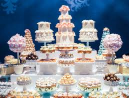 Wedding Dessert Table Cakes Dessert Table Adventures My Fairy Tale Wedding