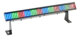 Eliminator Lighting Eliminator Lighting Electro Strip 192 Rgb Led Sound Activated