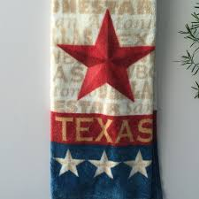 texas kitchen towel texas tea towel lone star state texas country