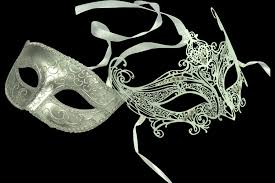 masquerade masks for couples 2014 gift ideas s masquerade mask set his s