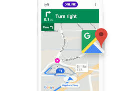 Google Maps Iowa Lyft Drivers Won U0027t Have To Switch Apps To Use Google Maps