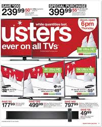 tv deals black friday target the target black friday ad for 2015 is out some deals available