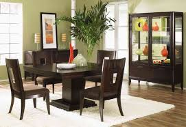 dark wood dining room set provisionsdining com