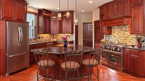 amazing kitchens the most best 25 cherry kitchen cabinets ideas