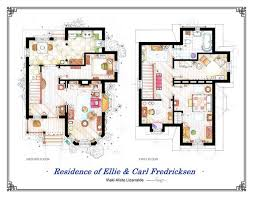 house plans two floors floor plans of homes from famous tv shows