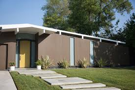 Mid Century Modern Homes by Mid Century Modern Exterior House Paint Colors Decor Pictures With