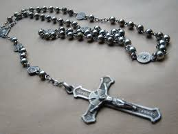 rosaries for sale beautiful rosary lovely silver plate deco style antique rosary
