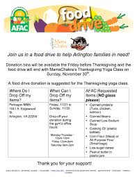 pentagon mixed martial arts llc thanksgiving food drive