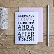 wedding wishes jokes card invitation sles what to say on a wedding card what to